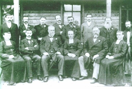 The Marist Brothers in 1872