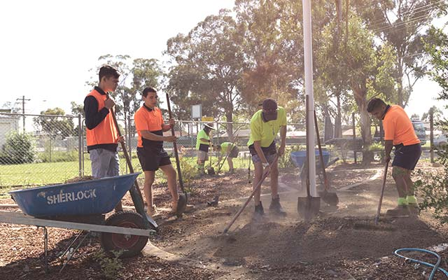 Providing homes for the young Aboriginal and Torres Strait Islander people